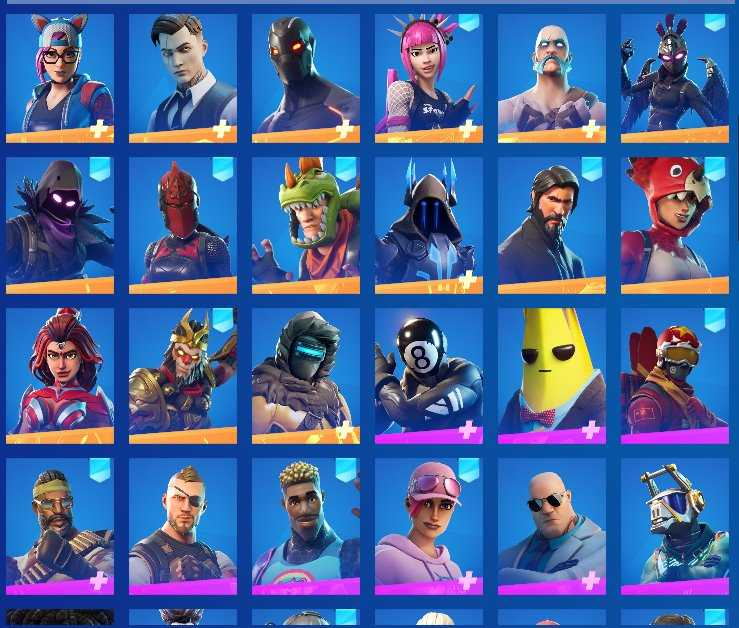 (full email access) Renegade raider, purple skull, raiders revenge and many other skins 1500+wins