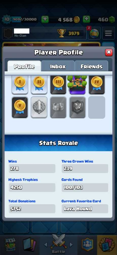 LVL 10 - 100/103 - Trophies Over 4K - Android and IOS - Click for details...