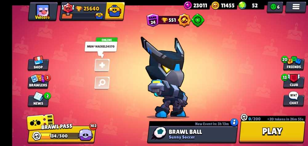 Sell Max Brawl Stars Acc, All 47 Brawler with Star Power + Gadget, Plus lots of cool skin 25k+ Trophies